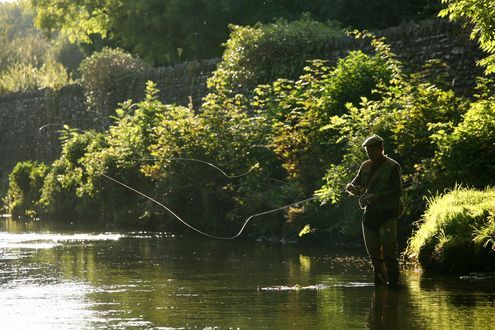 Wild Trout Fly Fishing Weekend in Devon, 2-3 May 2020