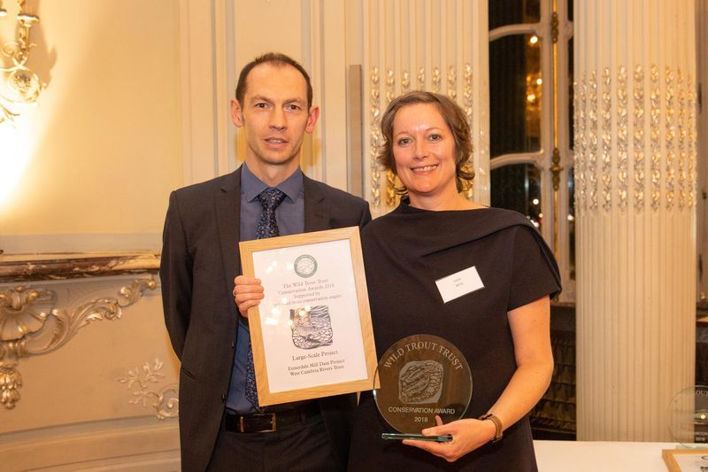 Wild Trout Trust Conservation Awards 2019