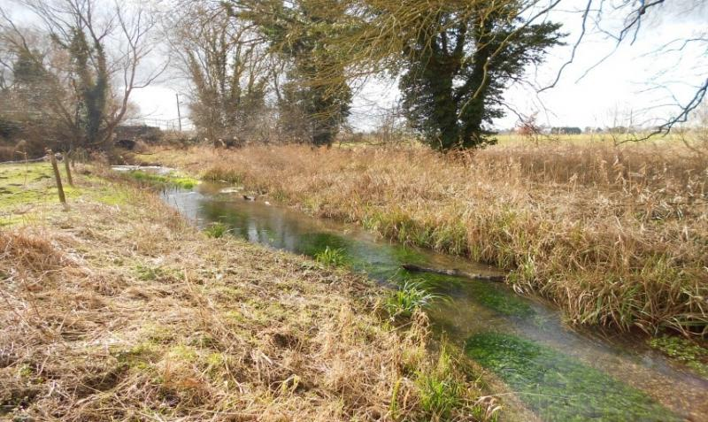Here's one I made earlier….The Hoffer Brook