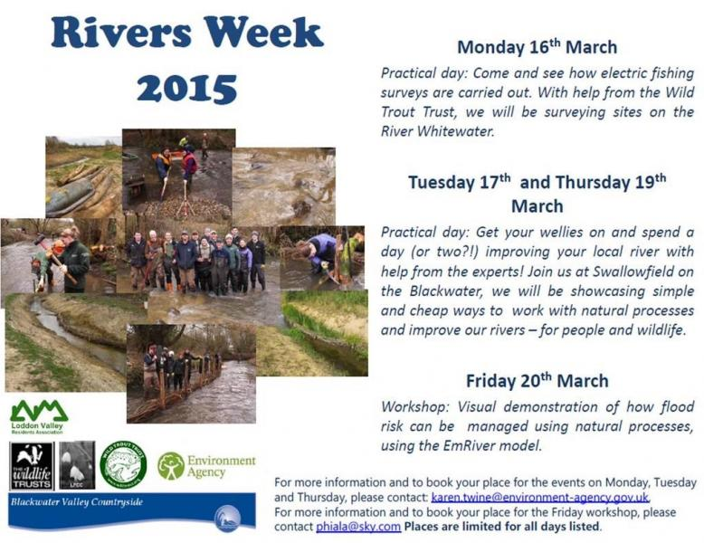 loddon rivers week
