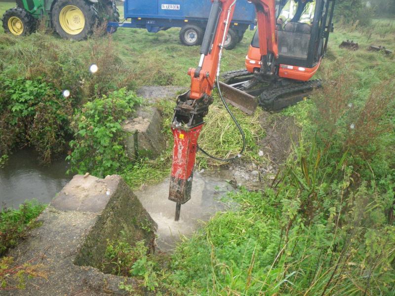 river meon riplington weir removal