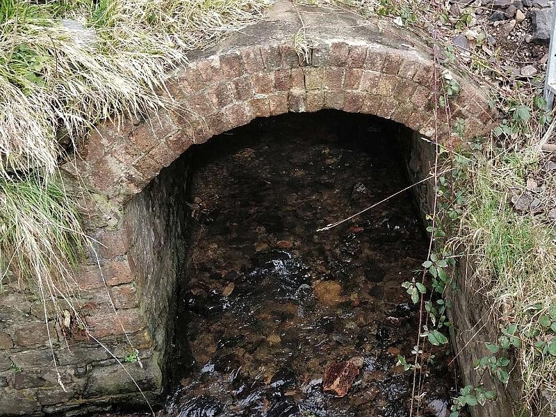 Nant Clais sewage pollution