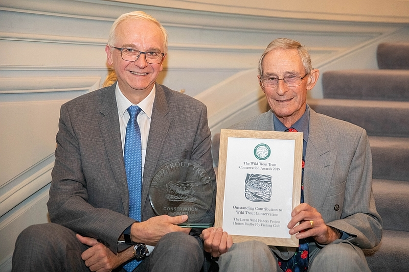 Winners of the Conservation Awards 2019