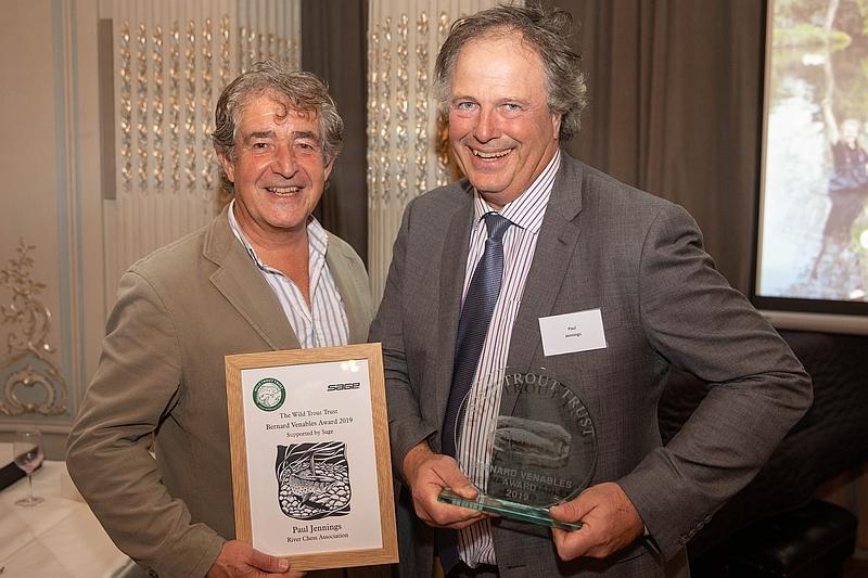 Bernard Venables Award Winner 2019